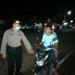13 Pelanggar Prokes Terjaring Ops Yustisi Gabungan Polres Boalemo, TNI dan Satpol PP.