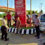 Jaga Kamtibmas Di wilayah Kab Boalemo Sat Sabhara Lakukan Patroli Sambang Rutin.