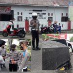 Polres Boalemo Disiplinkan masyarakat Untuk Patuh Prokes Dan Patuh Dlam Berlalulintas