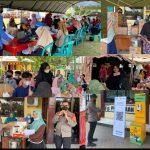 Polres Boalemo Bersama Dengan TNI Melakukan Olahraga Bersama