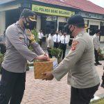 Polres Bone Bolango Kumpul Untuk Sulbar