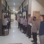 Polres Bone Bolango Siap Laksanakan Operasi Ketupat 2021