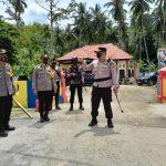 AKBP Suka Irawanto,S.I.K,M.Si : Jangan Ada Kata Pungli Di Pos Perbatasan Gorontalo – Bolsel