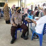 Polres Bone Bolango Gelar Vaksin Covid – 19 kepada seluruh masyarakat Kabupaten Bone Bolango