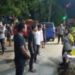 PPKM Berskala Mikro, Polsek Kabila Amankan Belasan Pemuda Yang Pesta Miras