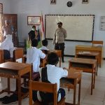 Operasi Bina Kusuma Otanaha 2021, Ajak Pelajar Patuhi Prokes