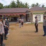 Sebagai Bentuk Kesiapan Laksanakan Tugas Rutin, Personil Polres Gorontalo Utara Gelar Serah Terima Penjagaan Mako