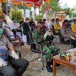 Polres Pohuwato Amankan Pencabutan Nomor Urut Paslon Bupati Dan Wakil Bupati Pohuwato Dan Terapkan Protokol Kesehatan