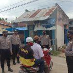 Pembinaan Dan Penyuluhan Serta Penegakan Disiplin Protokol Kesehatan Oleh Satgas  Ii  Operasi Kontijensi Aman Nusa Ii Polres Pohuwato