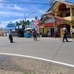 Tertibkan Protokol Kesehatan, Polres Pohuwato, Polsek Lemito Gelar Operasi Yustisi
