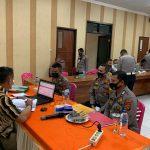 Lakukan Penilaian Pembangunan Zona Integritas, Tim Srena Mabes Polri Kunjungi Polres Pohuwato