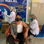Pelaksanaan Vaksinasi Covid-19 Tahap II Kepada Personel Polres Pohuwato