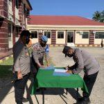 Polres Pohuwato Gelar Penandatanganan Pakta Integritas Anti Narkoba