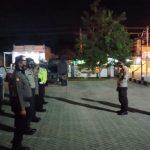 Personel Gabungan Polres Pohuwato lakukan Operasi Yustisi dan Pembagian Masker Gratis