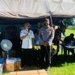 Polres Pohuwato Kembali Laksanakan Vaksinasi Massal
