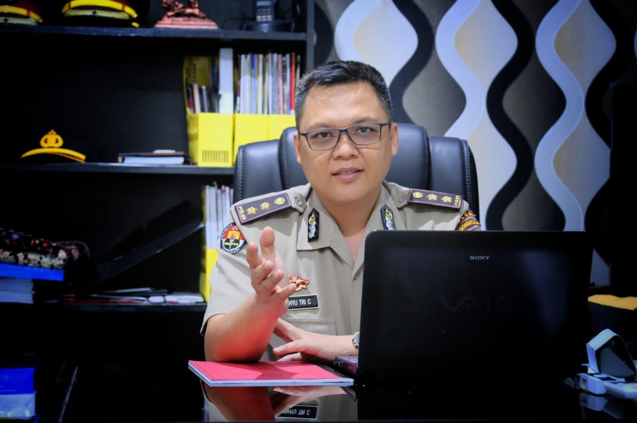 Polda Gorontalo Dalami Laporan Penipuan Dengan Modus Jasa