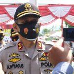 Apel Pergeseran Pasukan, Kapolda Gorontalo : Polri Jamin Keamanan Distribusi Logistik Pilkada Serentak 2020