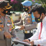 Berhasil Ungkap Kasus, Kapolres Gorontalo Berikan Reward Ke Opsnal Rajawali