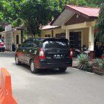 Personel Polda Gorontalo Kawal Pengiriman Logistik Ke Korban Gempa di Sulbar