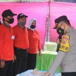 Tingkatkan Kesadaran Hukum Masyarakat, Wakapolres Gorontalo Kota Lantik FKPM di Kelurahan Bugis