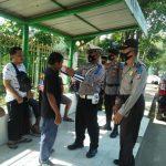 Ops Keselamatan Polres Gorontalo, Pantau Pelanggar Lalu Lintas dan Protokol Kesehatan