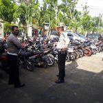Bubarkan Aksi Balap Liar, Polres Gorontalo Amankan 61 Unit Kenderaan