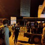Tiga Pekan Ramadhan, Tim Patroli Dit Samapta Polda Gorontalo Amankan Delapan Pemuda Tawuran