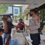 Polres Gorontalo Kota Berhasil Sita 4600 Liter Miras Cap Tikus