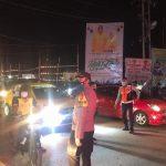 Polres Gorontalo Kota Kerahkan Personel Amankan Jalannya Malam Tumbilotohe