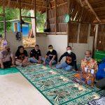 Bakti Sosial Polri Angkatan 2004 Gel I Gorontalo, Serahkan Bantuan Dana Pembangunan Masjid