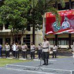 Dukung Penanganan Covid-19, Wakapolda Gorontalo Perintahkan Personel Polda dan Polres Jajaran Jadi Agen Vaksinasi