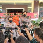 Modus Dengan Menggunakan Kunci Duplikat, Sat Reskrim Polres Gorontalo Kota Bekuk Pelaku Curanmor di Kota Gorontalo